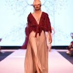 Zaheer Abbas FPW 2014 Neo Nude Collection