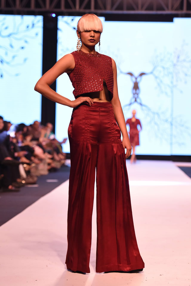 2014 Zaheer Abbas FPW Neo Nude Collection