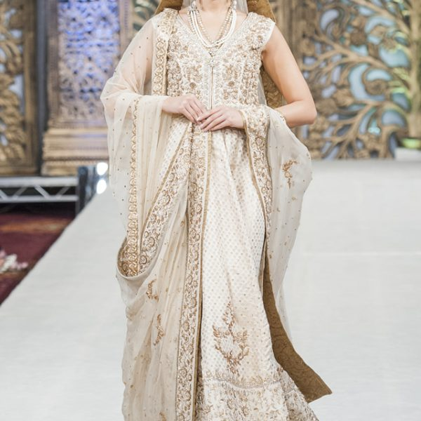 Zainab Chottani Bridal Collection at Weddings of Asia 20114