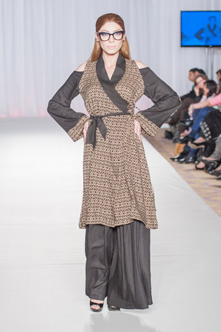 Zaheer Abbas Collection at Pakistan Fashion Week London 2013
