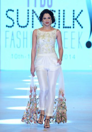 Zara Shahjahan Collection at PFDC Sunsilk Fashion Week 2014 Day 4