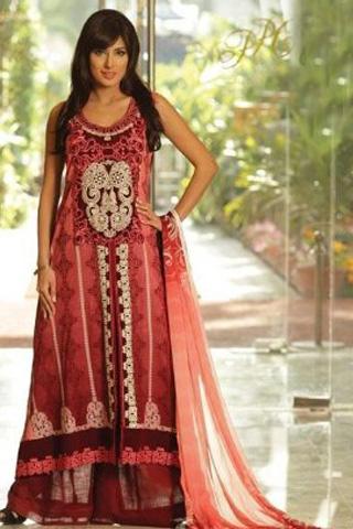 Zeb Aisha Summer Lawn Collection 2013 by Al-Zohaib Textiles