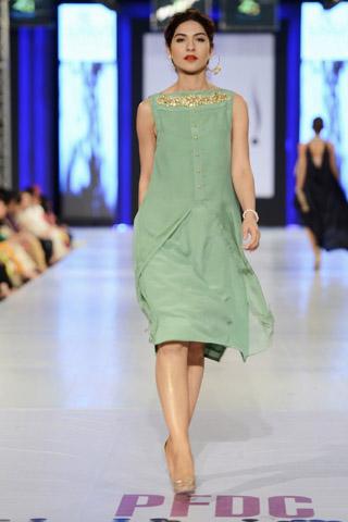 Zonia Anwar Collection at PFDC Sunsilk Fashion Week Day 3