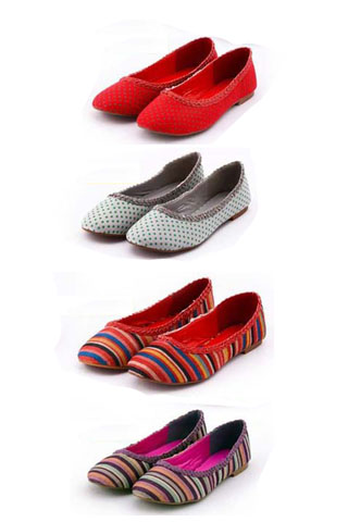 Crossroads 2013 Eid-Ul-Fitar Shoes Collection