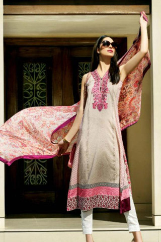 Summer Lawn Dresses 2013 by Sobia Nazir