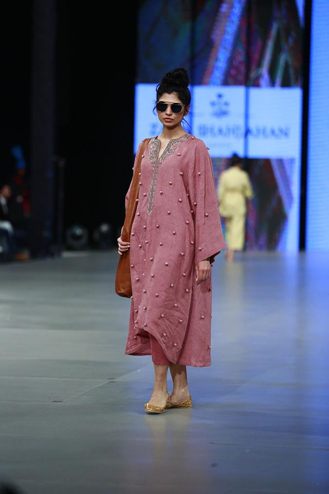 2016 PFDC Sunsilk Fashion Week Zara Shahjahan Dresses Collection Photos