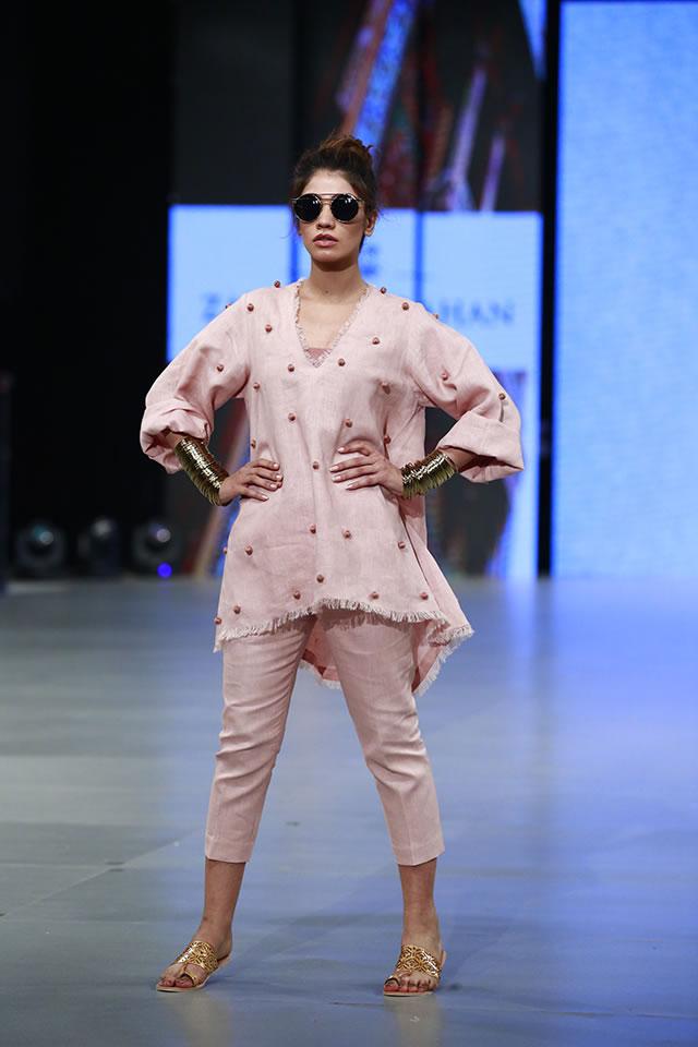2016 PFDC Sunsilk Fashion Week Zara Shahjahan Dresses Gallery