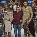PFW 2016 Abdul Samad Dresses Gallery