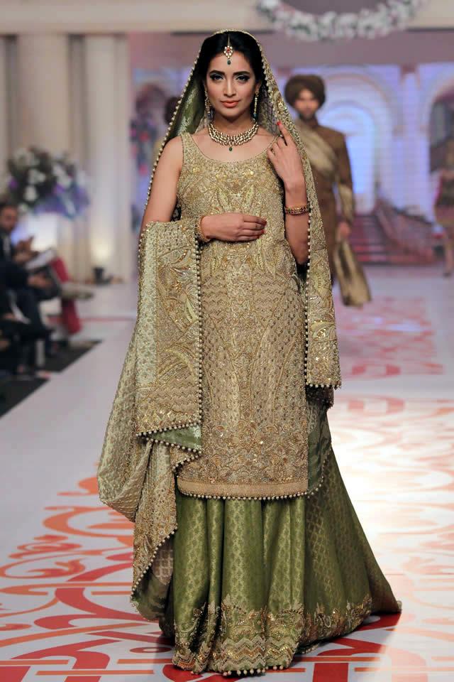 Telenor Bridal Couture Week 2015 Adnan Pardesy Bridal Dresses