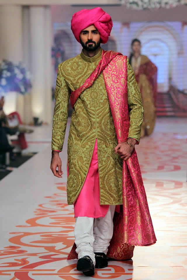 Telenor Bridal Couture Week 2015 Adnan Pardesy Collection Photos