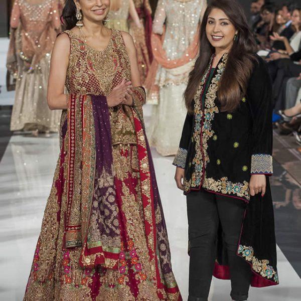 Aisha Imran Bridal Collection PFW 10 London