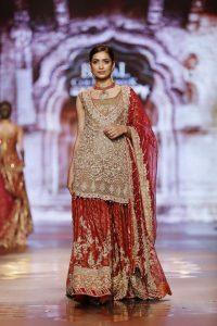 Aisha Imran Bridal Collection at BCW 2016