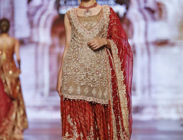 Aisha Imran Bridal Collection at BCW 2016