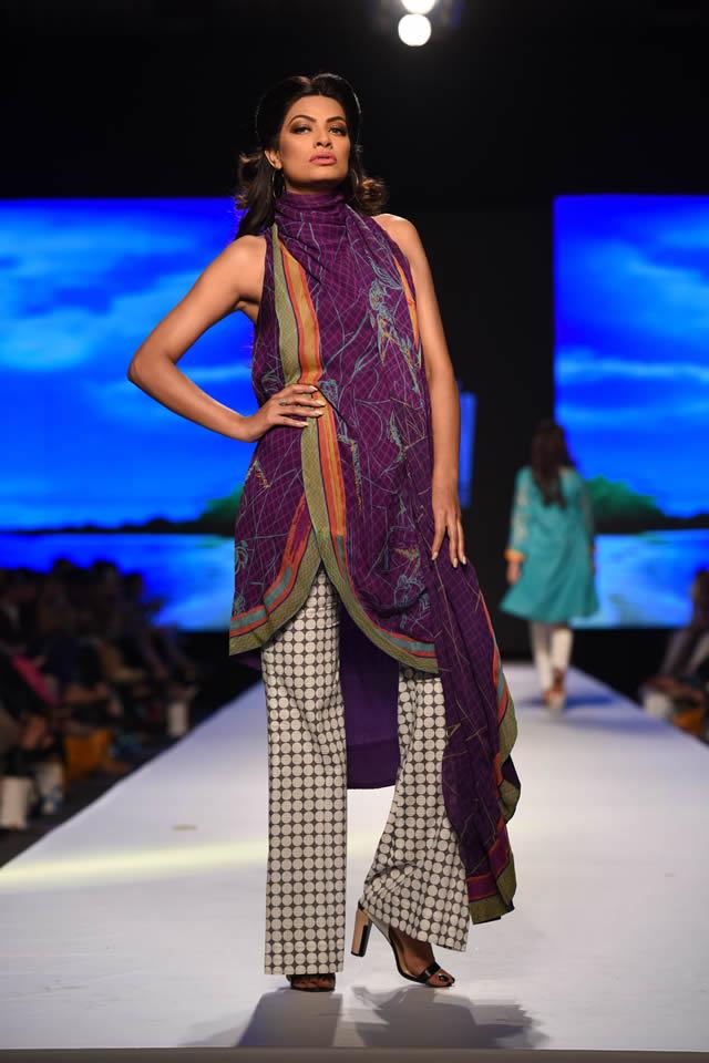 Telenor Fashion Pakistan Week 2015 Al Karam Collection Photos