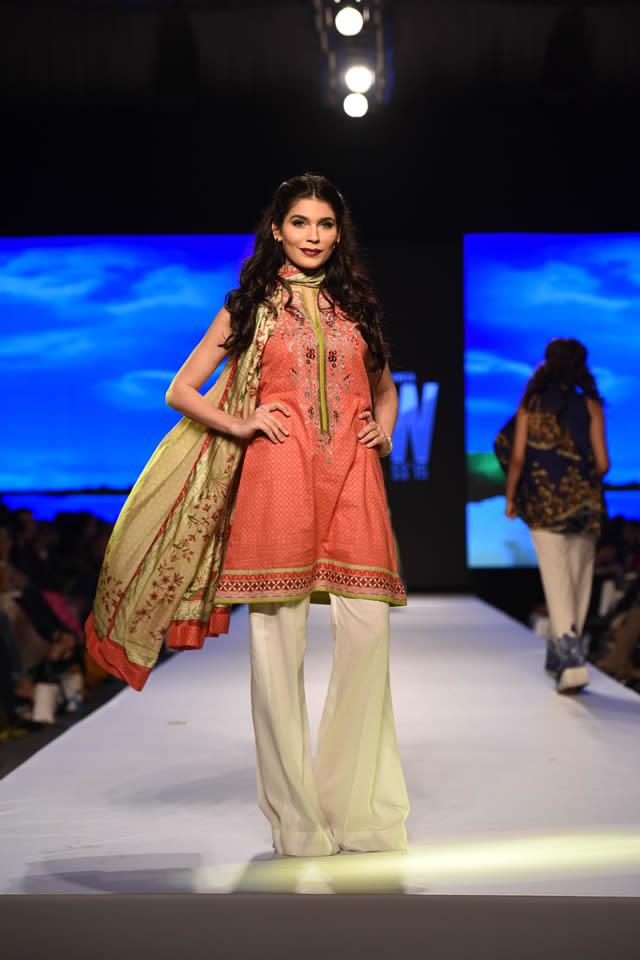 Fashion Designer Al Karam Dresses Collection