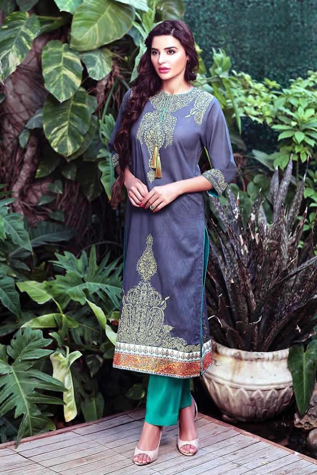 Al Karam 2015 Eid Dresses for Women