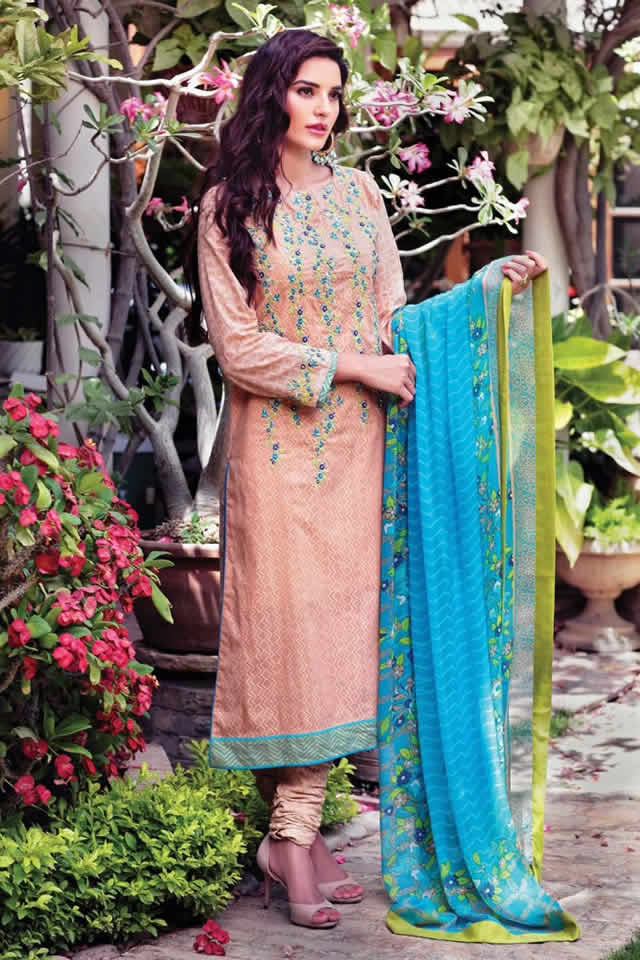 2015 Eid Festival Al Karam Summer Collection