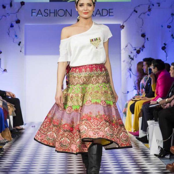 Ali Xeeshan Collection Fashion Parade London 2016