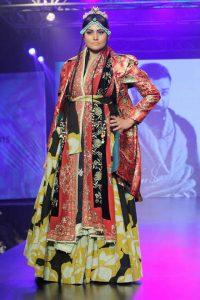383c225fba6f Ali Xeeshan Dresses at Shaan-e-Pakistan 2015