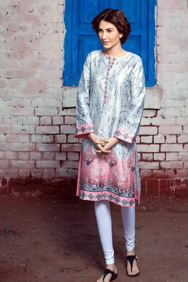 7b4833a072 Alkaram Kurti Dresses collection 2016 Gallery – Fashion Central