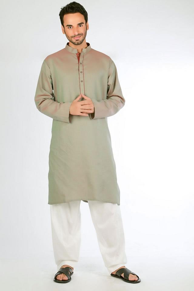 Alkaram Eid Mens Lawn Collection 2015