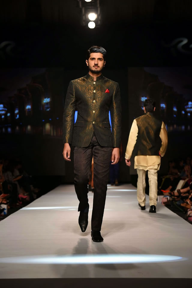 Designer Amir Adnan TFPW collection