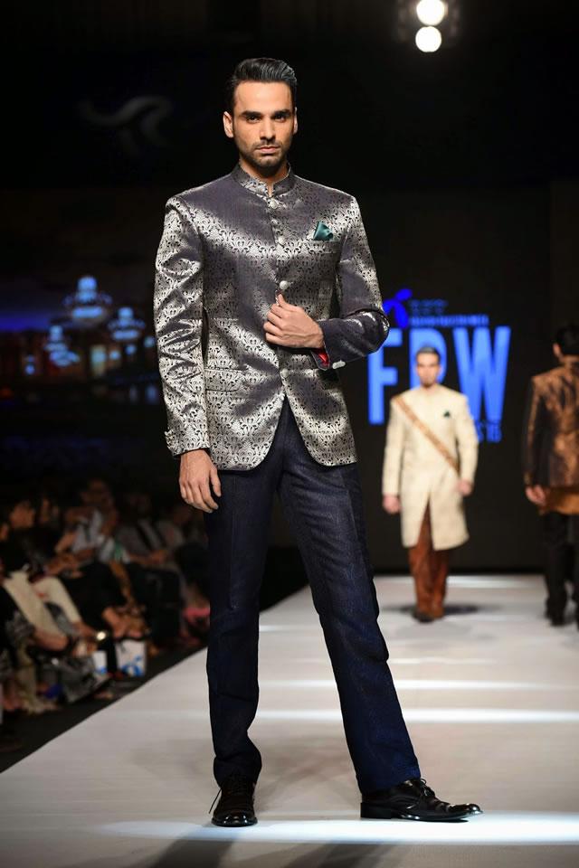 Designer Amir Adnan TFPW collection Picture