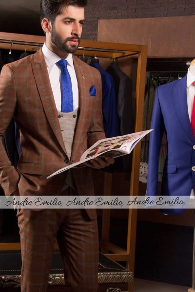 Andre Emilio Winter Spring collection 2017 Pics