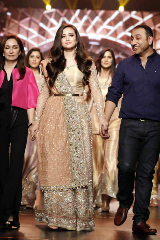 2016 BCW Asifa & Nabeel Bridal Collection Pictures