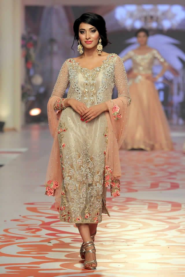e65c916024ef Telenor Bridal Couture Week 2015 Asifa & Nabeel Formal Dresses