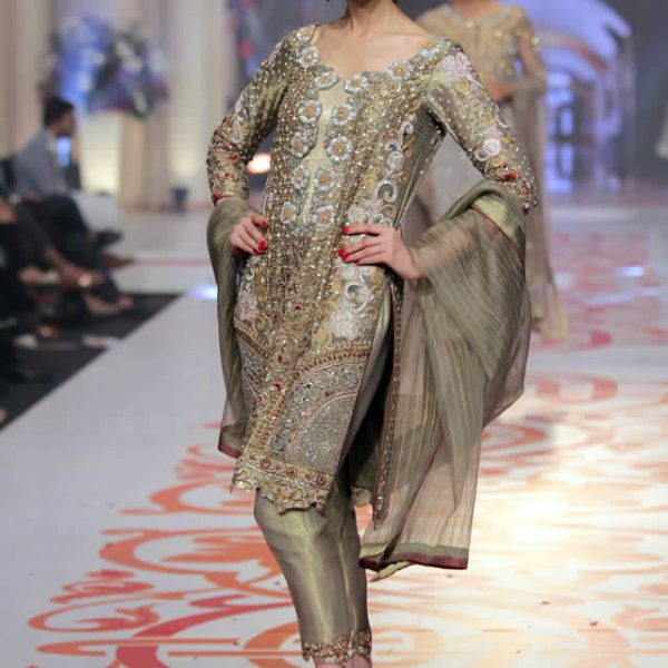 Asifa & Nabeel collection at Telenor Bridal Couture Week 2015