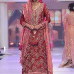 2015 Telenor Bridal Couture Week Ayesha Ibrahim Wedding Dresses Pics