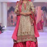 Telenor Bridal Couture Week 2015 Ayesha Ibrahim Bridal Dresses