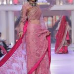 2015 Telenor Bridal Couture Week Ayesha Ibrahim Wedding Colleciton Pictures