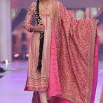 Fashion Designer Ayesha Ibrahim Dresses Telenor Bridal Couture Week 2015