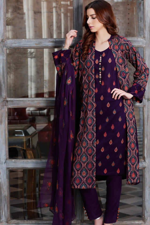 Bareeze Dresses Collection Picture Gallery