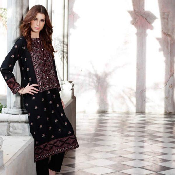 Fashion Retailer Bareeze F/W 2015 Dresses 2015