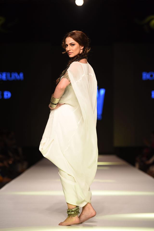 Body Focus Telenor Fashion Pakistan Week collection 2015