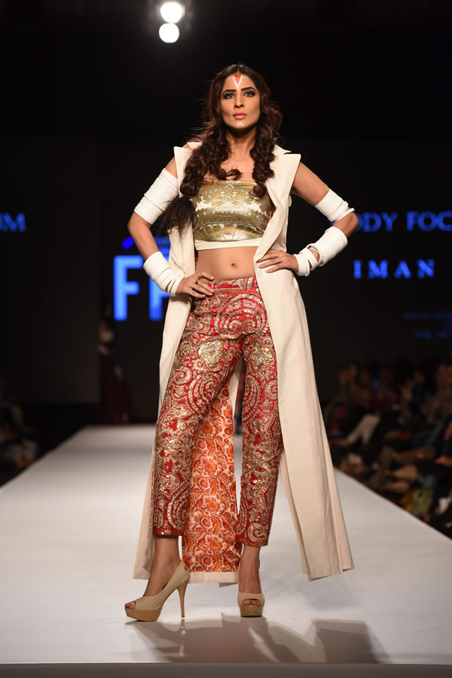 2015 Telenor Fashion Pakistan Week Body Focus Collection Picture Gallery