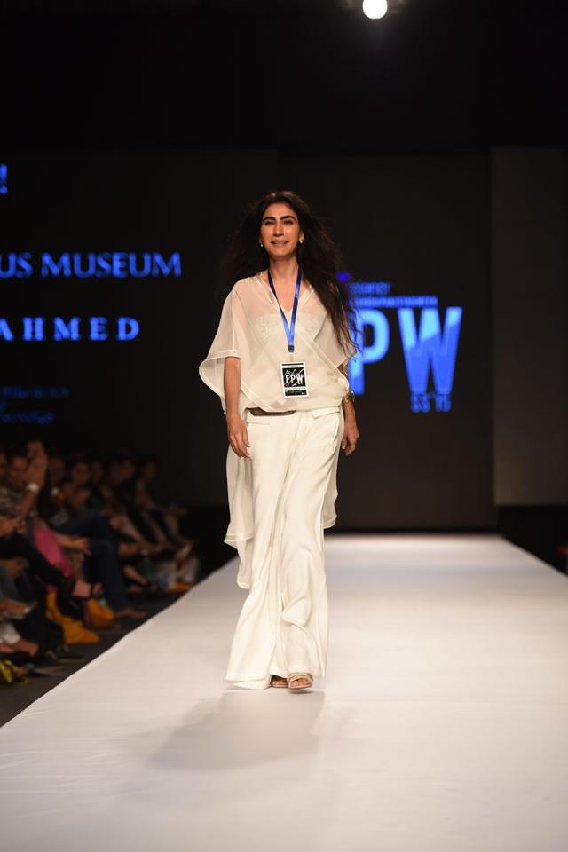 2015 Telenor Fashion Pakistan Week Body Focus Dresses