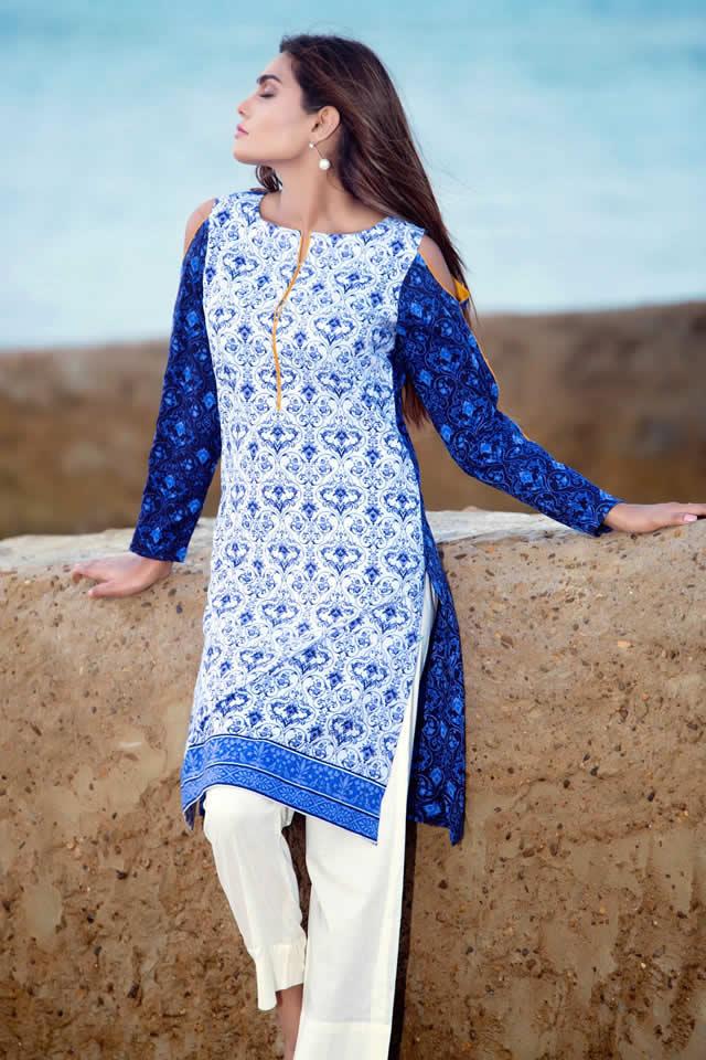 2016 Bonanza Mid Summer Dresses Collection Pics