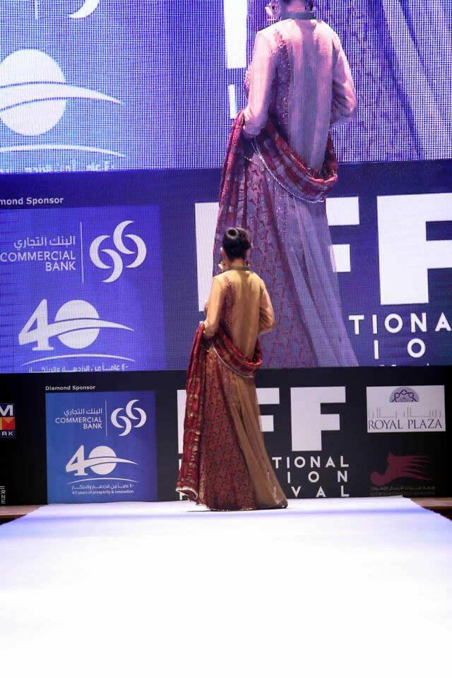 2015 International Fashion Festival Braahtii by Huma Nassr Bridal Dresses Picture Gallery