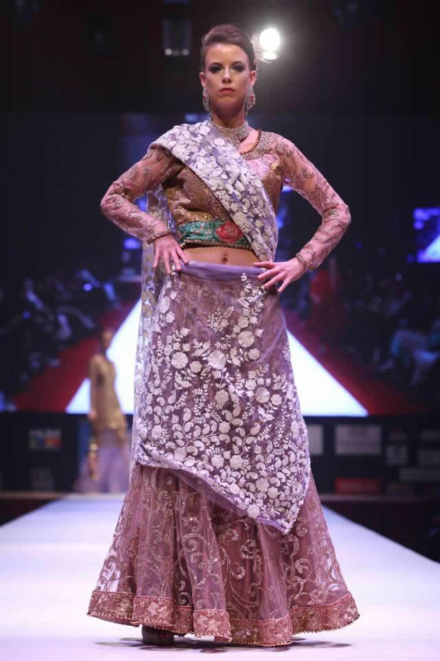 Designer Braahtii by Huma Nassr Collection International Fashion Festival 2015