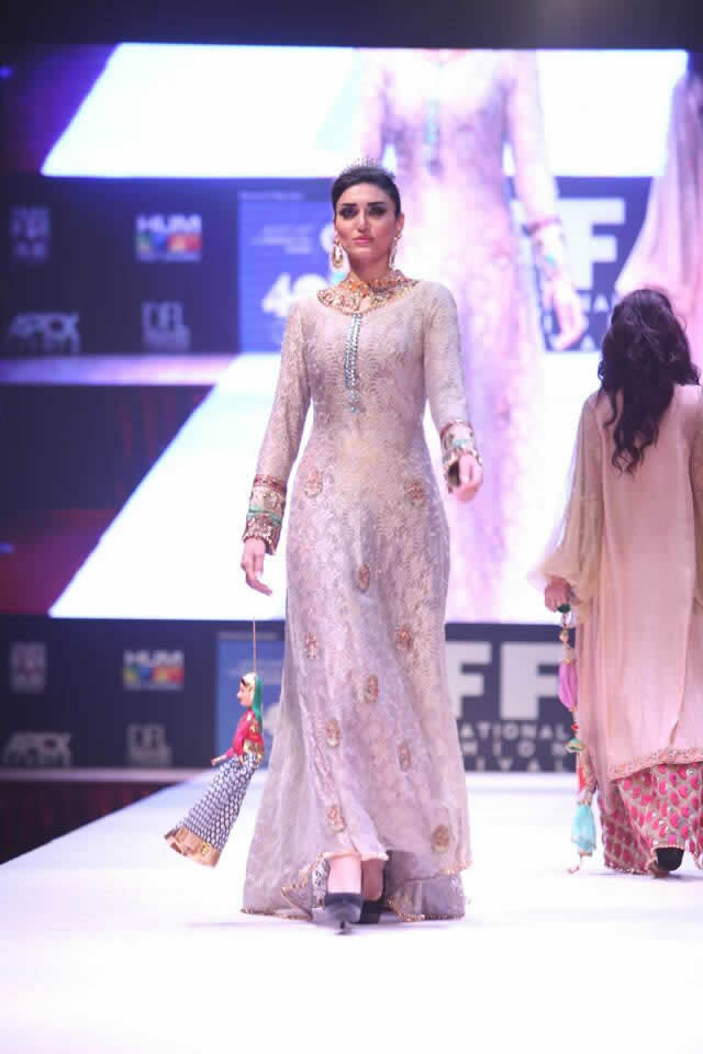 2015 Braahtii by Huma Nassr Dresses Pics