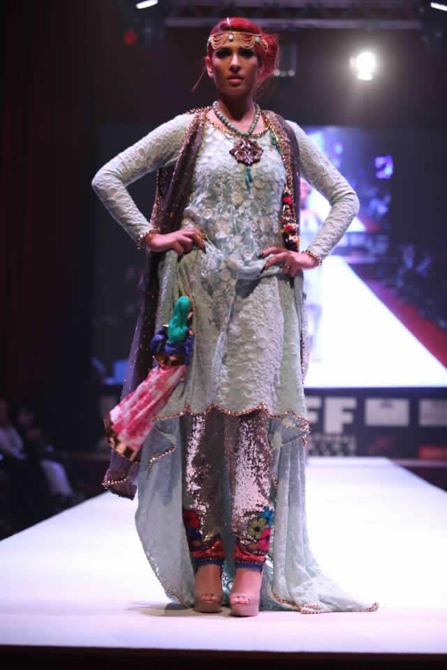 Fashion Designer Braahtii by Huma Nassr Dresses Collection
