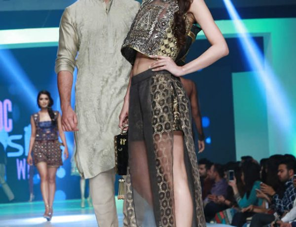 Chinyere showcased Collection at PFDC Sunsilk Fashion Week 2015