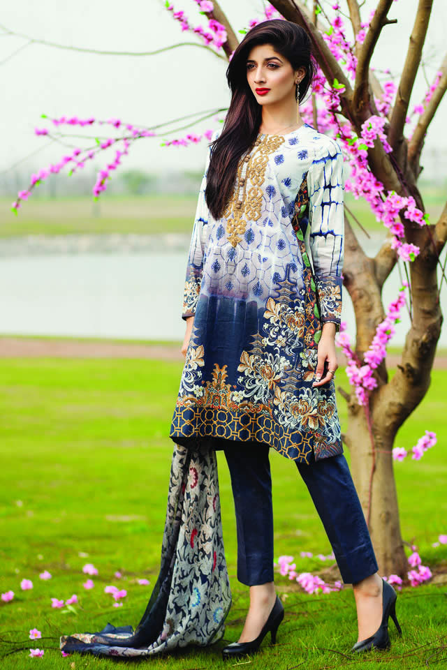 65a0f88604a Cross Stitch Spring Summer Lawn Collection 2015
