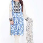 Cross Stitch Winter Dresses collection 2015 Pictures