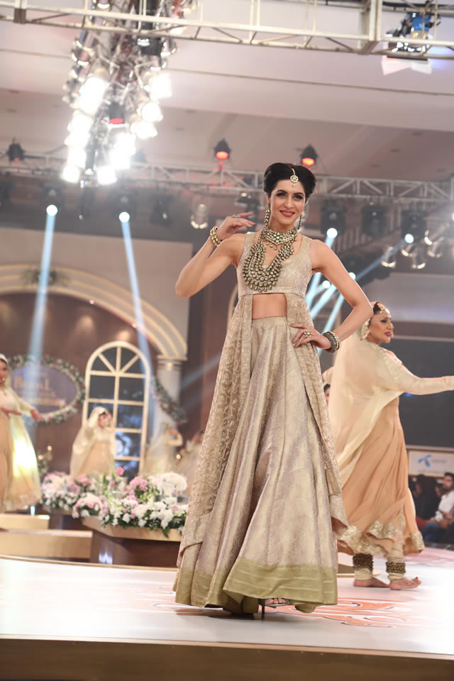 Damas Collection Bridal Couture Week 2015 Pics