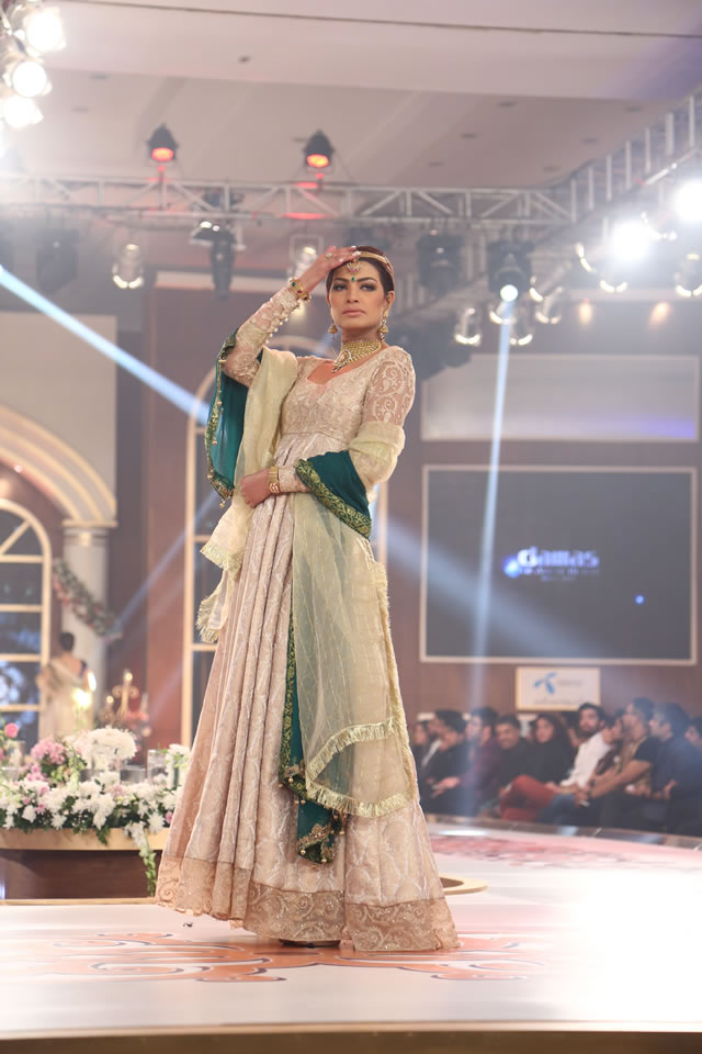 Bridal Couture Week 2015 Damas New Jewelry Pics